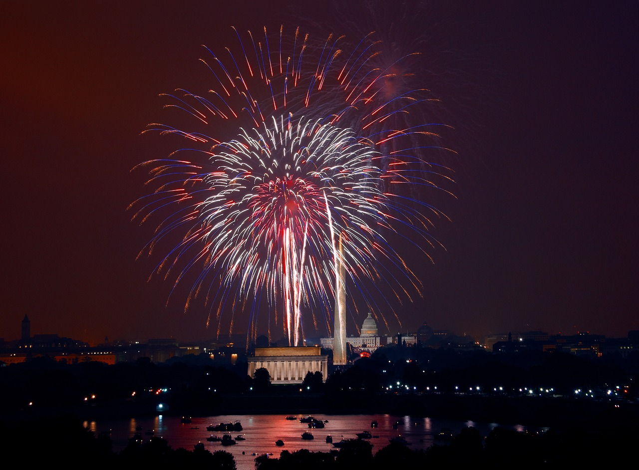 Planning a 4th of July Trip in Washington, D.C.