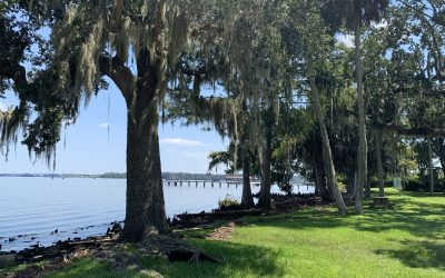 Day Trip to Green Cove Springs, Florida