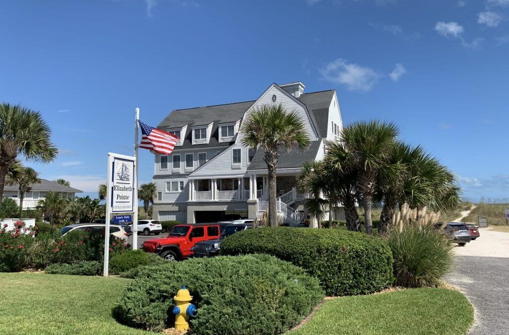 Elizabeth Pointe Lodge in Amelia Island, Florida